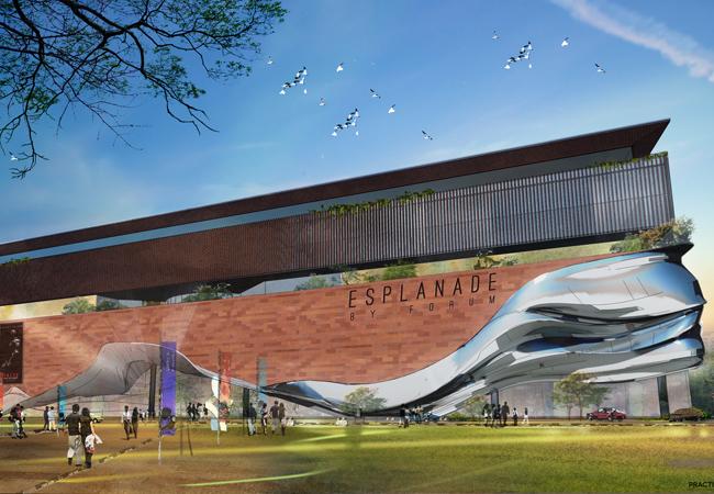 Esplanade forum mall bhubaneswar